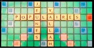 Scrabble+board